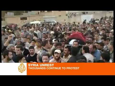 Al Jazeera: Syrian Unrest