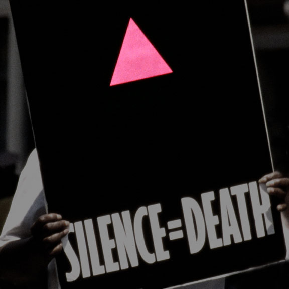 ACT UP: Silence = Death
