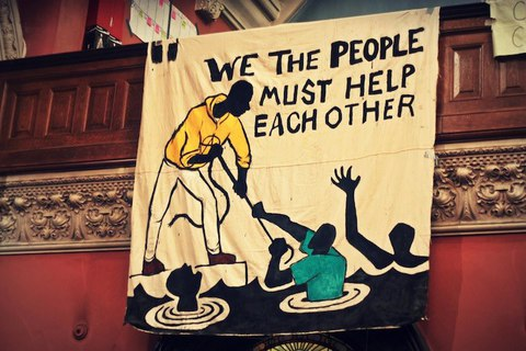 Occupy Sandy: We The People Must Help Each Other