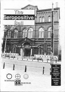 The Seropositive Ball (Reader cover)