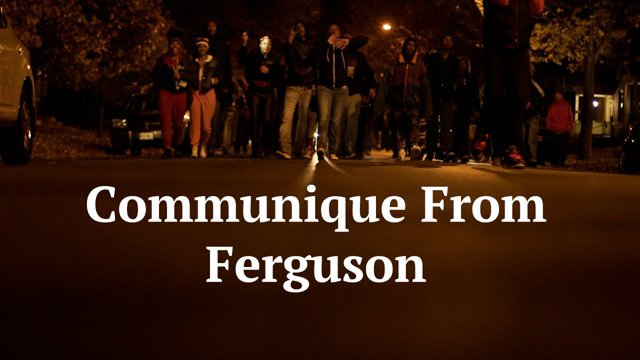 Ferguson Speaks