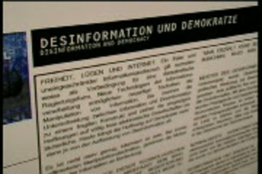 World-Information Exhibition @ Vienna 2000