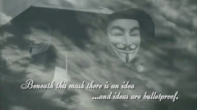 Anonymous Declaration of Freedom