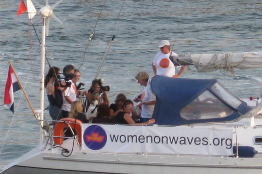 Women on Waves
