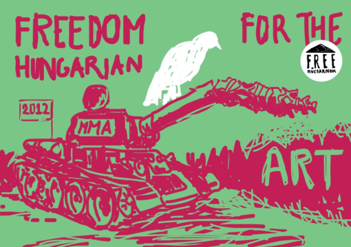 'Freedom for the Hungarian Art'