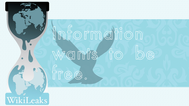 WikiLeaks - Information Wants to be Free