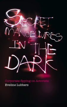Secreat Manoeuvres in the Dark (cover)