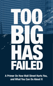 Too Big Has Failed