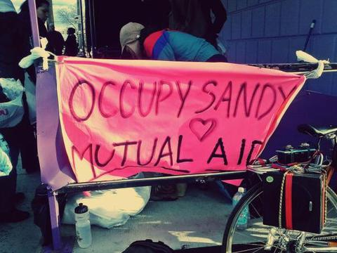 Occupy Sandy mutual aid