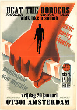 Beat the Borders - Walk Like a Somali