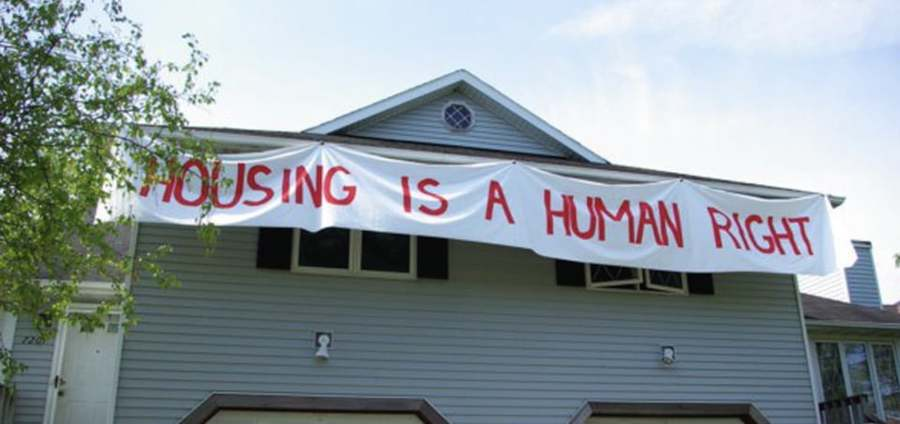 Housing as a Human Right