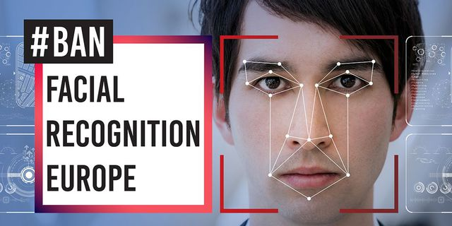 Ban Facial Recognition Europe